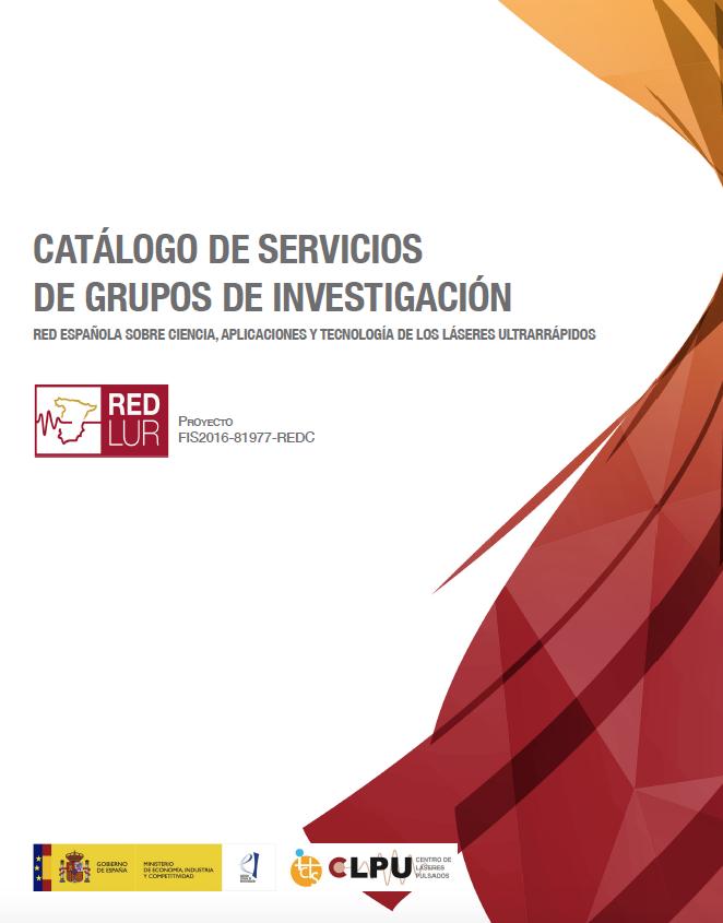 CATALÓGO DE SERVICIOS 2018